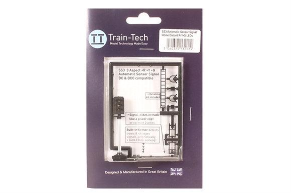 Train-Tech 3 Aspect R.Y.G Automatic Sensor Signal