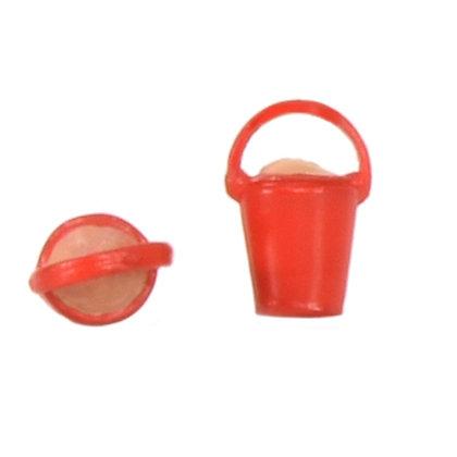 Bachmann OO Fire Buckets x 10 - 44-524