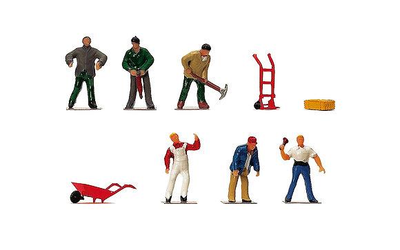 Hornby Working People - R7117