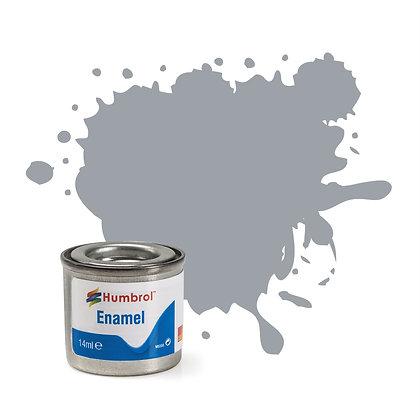 Humbrol Enamel No 165 Medium Sea Grey Satin