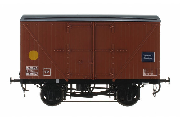Dapol O 10 Chassis Geest Wagon B880952 - 7F-016-002