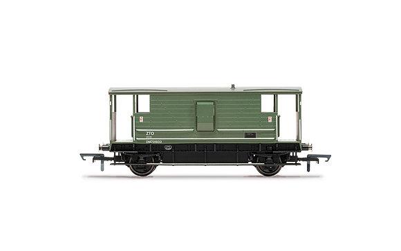 Hornby BR Brake Van DM731833 - R6936
