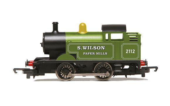 Hornby S. Wilson Paper Mills 0-4-T No. 2112 - R3752