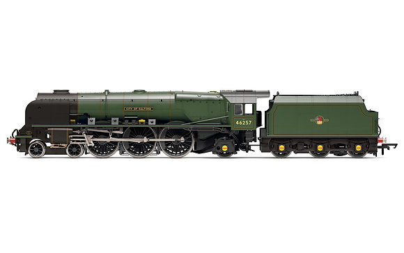 Hornby BR Princess Coronation Class City of Salford - R3856