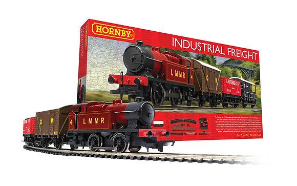 Hornby Industrial Freight Train Set - R1228