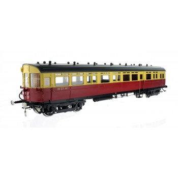 Dapol O Autocoach BR Crimson & Cream 37 - 7P-004-008