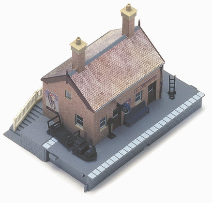 Hornby Waiting Room - R8001