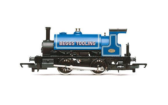 Hornby 0-4-0 Locomotive Beggs Tooling - R3753