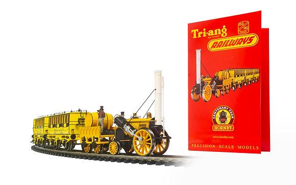 Hornby Stephensons Rocket Train Pack - R3809
