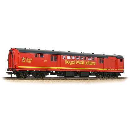 Bachmann OO BR MK1 POS Post Office Sorting Van Royal Mail Letter Red - 39-430A