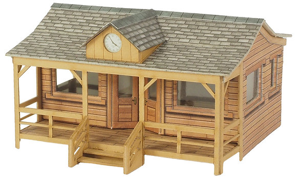 Metcalfe Wooden Pavilion