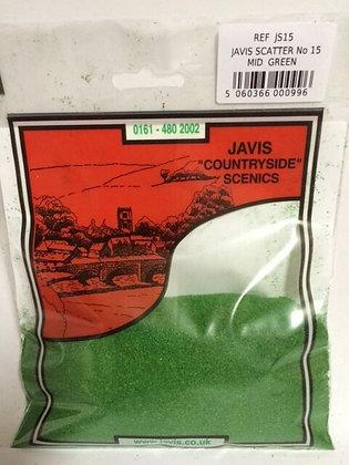 Javis Scatter NO.15 MID Green