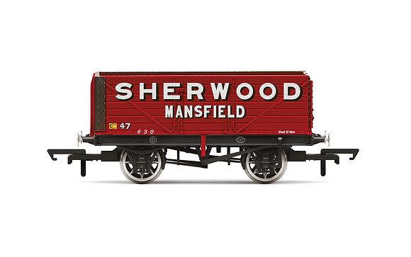 Hornby 7 Plank Sherwood Wagon - R6903