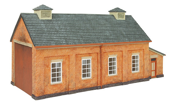 Hornby Engine Shed GWR - R7283