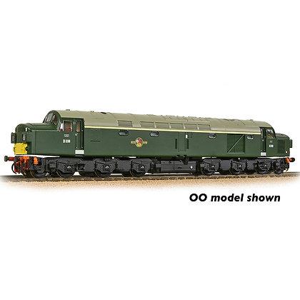 Graham Fairsh N Class 40 D338 BR Green Small Yellow Panels - 371-185