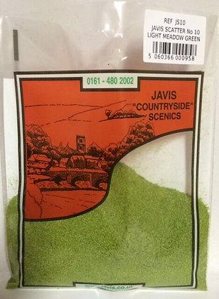 Javis Scatter NO.10 Light Meadow Green