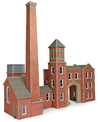 Metcalfe Boiler House & Factory Entrance