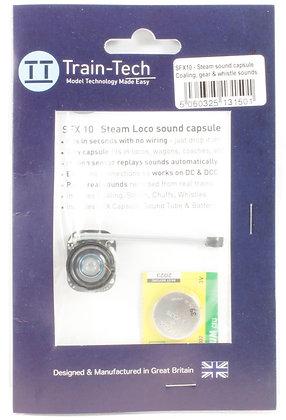 Train-Tech Steam Loco Sound Capsule
