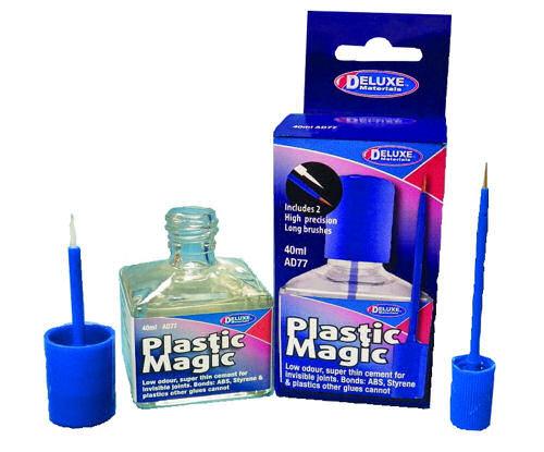 Plastic Magic - AD77