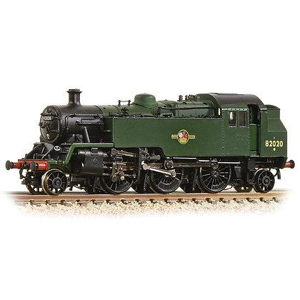 Graham Farish N Class 3MT BR Green 82020 - 372-331
