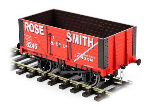 Dapol '0' Gauge 8 Plank Open Wagon Rose Smith