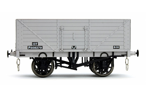 Dapol O 8 Plank BR Wagon - 7F-080-023