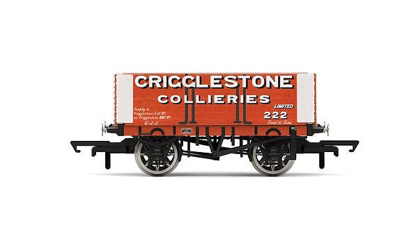 Hornby Crigglestone Collieries 6 Plank Wagon - R6949