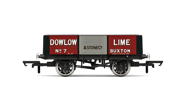 Hornby Dowlow Lime 5 Pank Wagon - R6947