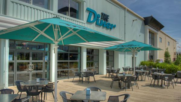 New Diner at Minehead