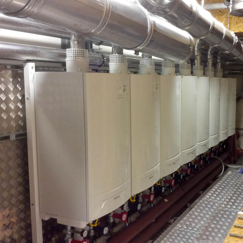 Minehead Splash Zone Boilers