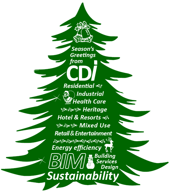 CDI Xmas tree