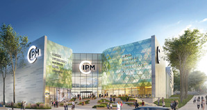 A modern shopping center for Belgrade