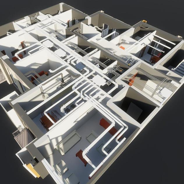 Mirabad Apartment distribution 3D