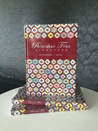 'Peranakan Tiles Singapore' Coffeetable Book