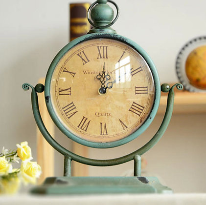 Precious Moments Table Clock