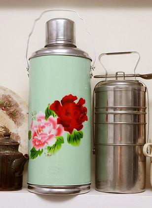 3.2L Green Oriental Flask