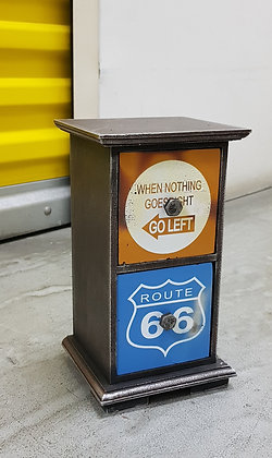 Retro Industrial Route 66 - 2 drawer