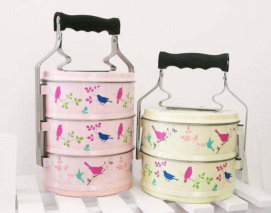 Song of the Birds Tiffin Carrier