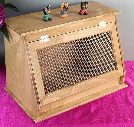1-tier Wooden Cabinet