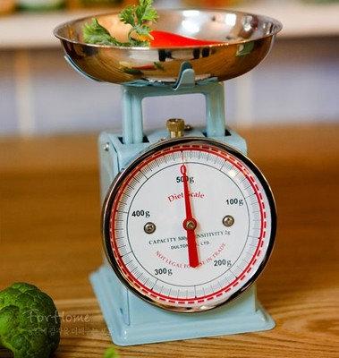 Dulton Retro Kitchen Scale