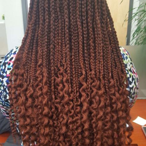 Kalista Hair Model