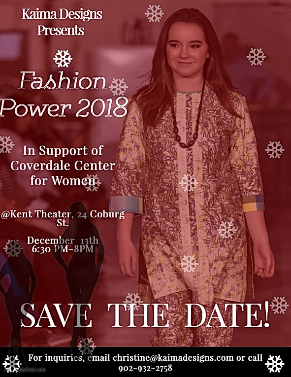FASHION POWER 2018 - Made with PosterMyW