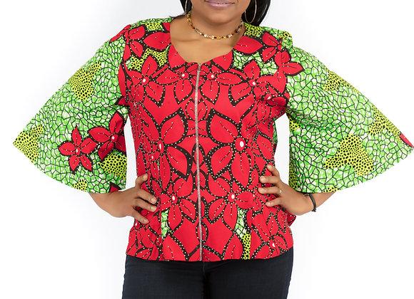 Halimah Embellished Top