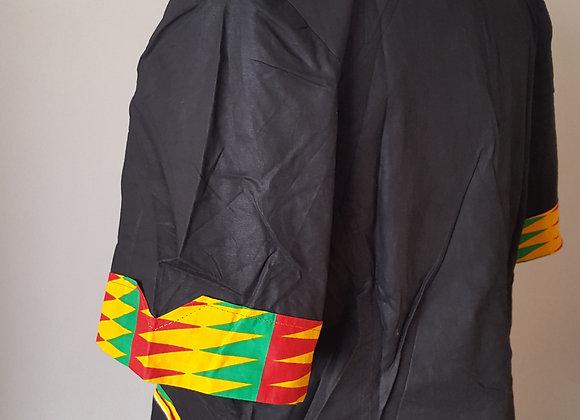 Abidemi Short Sleeves Jacket