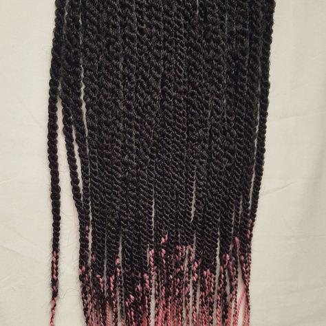 Bella Crochet Twist Braids
