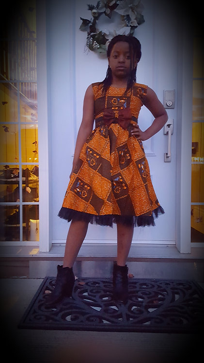 Iyawa Sleeveless Dress