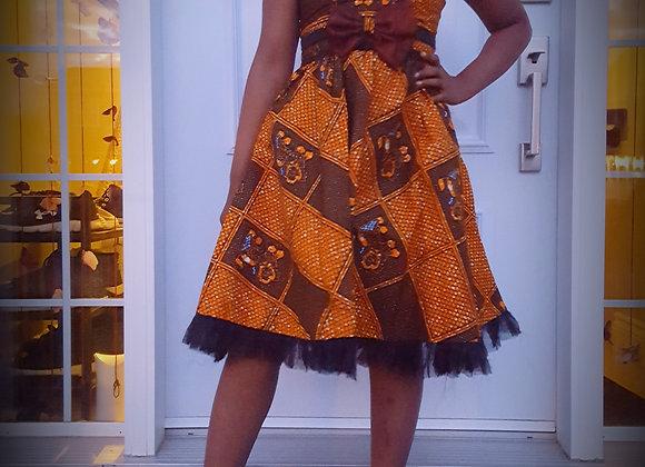 Iyawa Sleeveless Dress