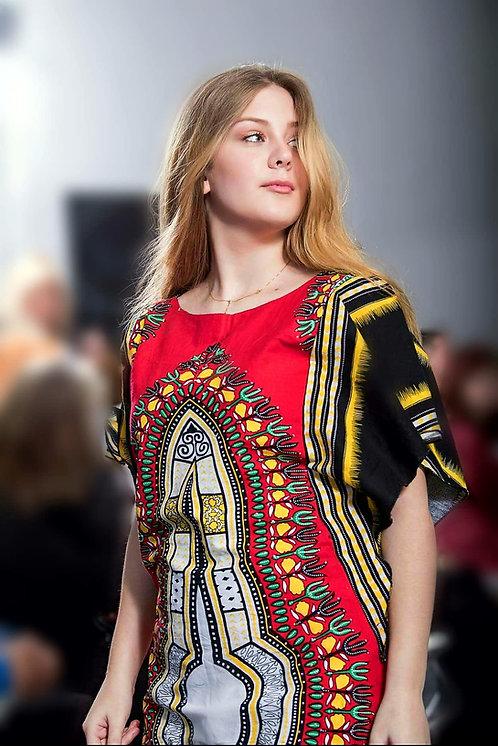 Ibianga Maxi Dress