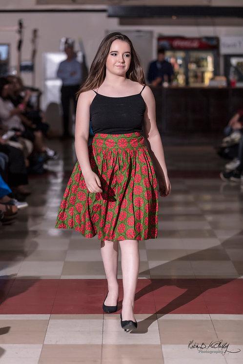 Olanne Midi Skirt