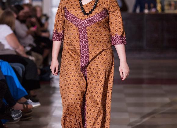 Emilohi A-Line Dress